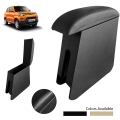 Custom Fitted Wooden Car Center Console Hand Armrest for Maruti Spresso all Models