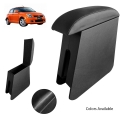 Custom Fitted Wooden Car Center Console Hand Armrest for Maruti Suzuki Swift Old all Models