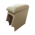 Custom Fitted Wooden Car Center Console Hand Armrest for Toyota Yaris all Models