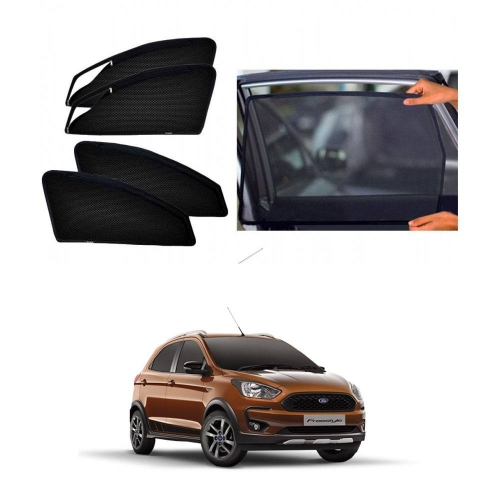 Ford Freestyle Car Zipper Magnetic Window Sun Shades Set Of 4