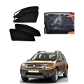Reanult Duster Car Zipper Magnetic Window Sun Shades Set Of 6