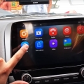 Ford New Ecosport 10 Inches HD Touch Screen Android Stereo (2GB, 16GB) with Stereo Frame By Hypersonic