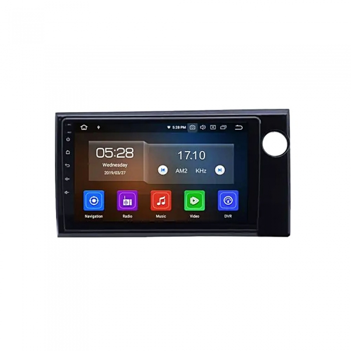 Honda BRV/ Amaze Type 2 HD Touch Smart Screen Android Stereo (2GB, 16GB) with Stereo Frame By Carhatke