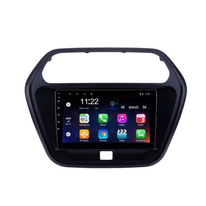 Mahindra TUV 300 9Inches HD Touch Screen Smart Android Stereo (2GB, 16GB) with Stereo Frame By Carhatke