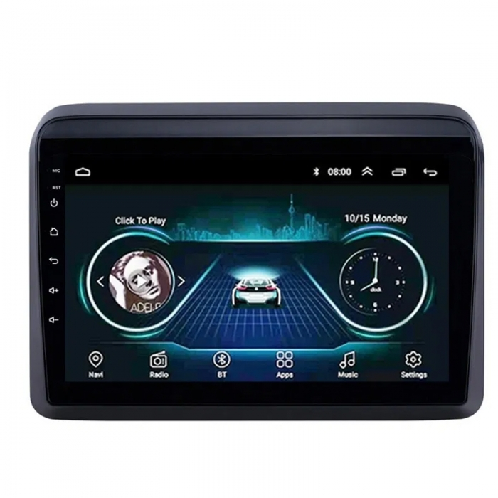 Maruti Suzuki Ertiga 9 Inches HD Touch Screen Smart Android Stereo (2GB, 16GB) with Stereo Frame By Carhatke