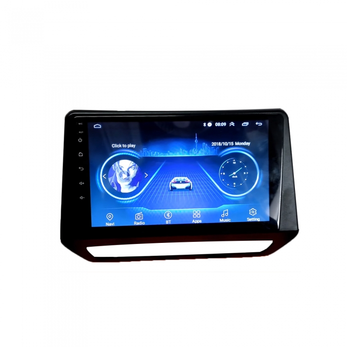 Nissan Magnite 9 Inches HD Touch Screen Smart Android Stereo (2GB, 16GB) with Stereo Frame By Carhatke