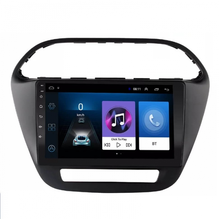 Tata Tiago/Tigor 9 Inches HD Touch Screen Smart Android Stereo (2GB, 16GB) with Stereo Frame By Carhatke