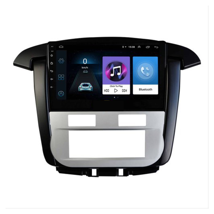 Toyota Innova 2006-2010 10 Inches HD Touch Screen Smart Android Stereo (2GB, 16GB) with Stereo Frame By Carhatke