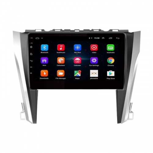 Toyota Old Camry 10 Inches HD Touch Screen Smart Android Stereo (2GB, 16GB) with Stereo Frame By Carhatke
