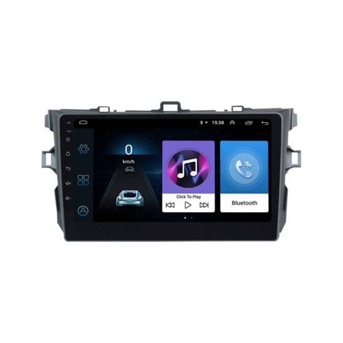 Toyota Old Corolla Altis 10 Inches HD Touch Screen Smart Android Stereo (2GB, 16GB) with Stereo Frame By Carhatke