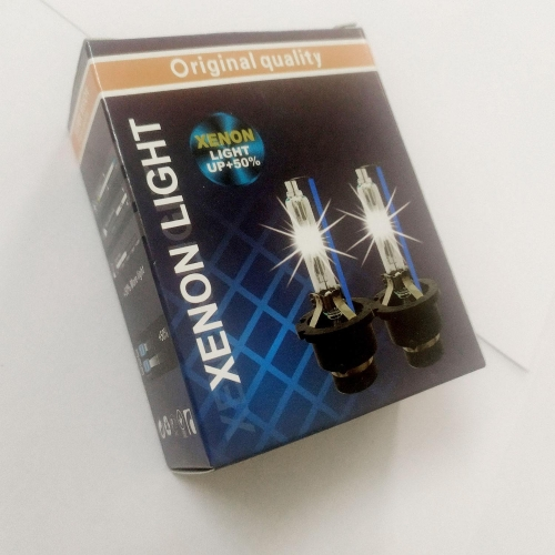 Toyota Fortuner Old Type 2 Super Vision Xenon Headlight Bulbs (Set of 2Pcs.)