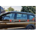 Maruti Suzuki XL6 Lower Window Chrome Garnish Trims (Set Of 8Pcs.)