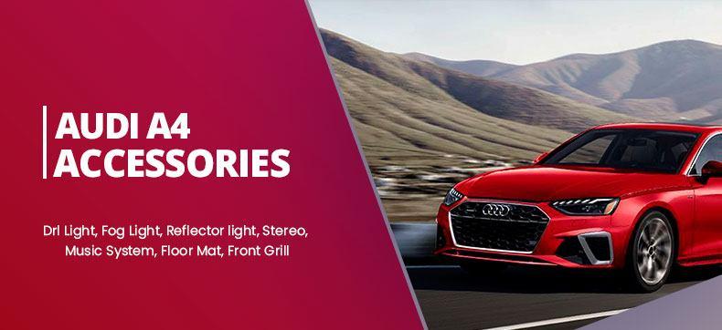 Audi A4 Accessories