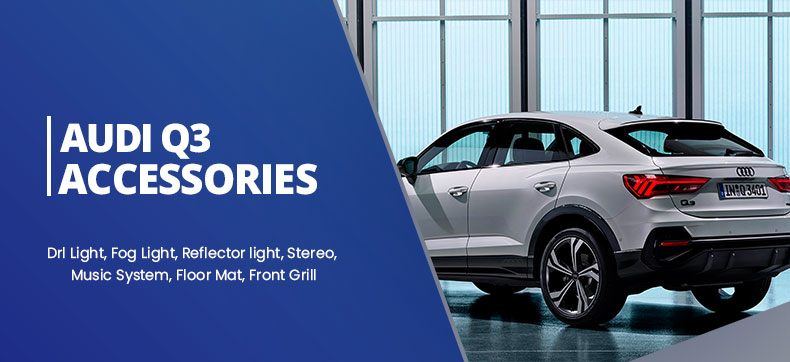 Audi Q3 Accessories