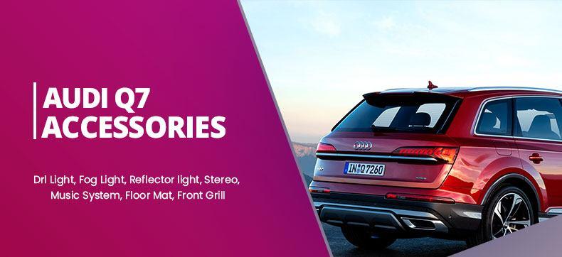 Audi Q7 Accessories