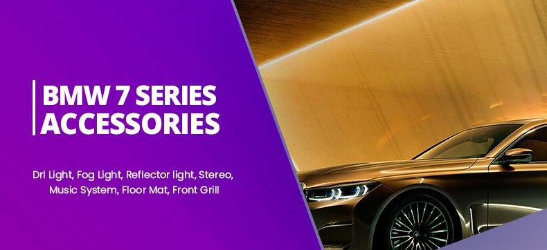 BMW 7 Series Accessories