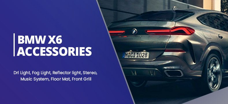 BMW X6 Accessories