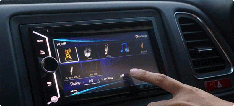 Android Smart Car Stereo
