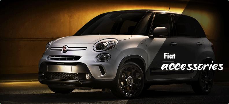 Fiat Car Accessories