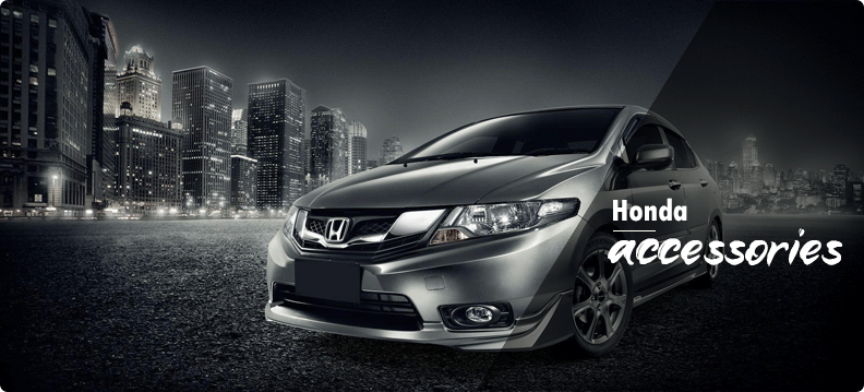 Honda Car Accessories