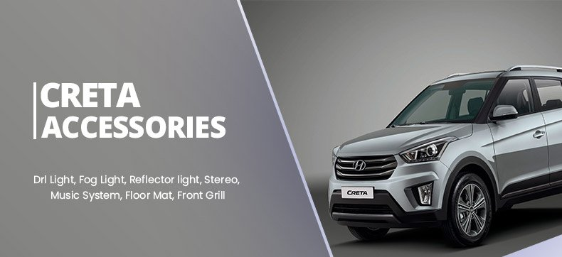Hyundai Creta Accessories and Parts