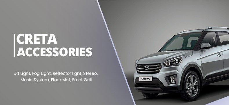 Hyundai Creta Accessories and Parts