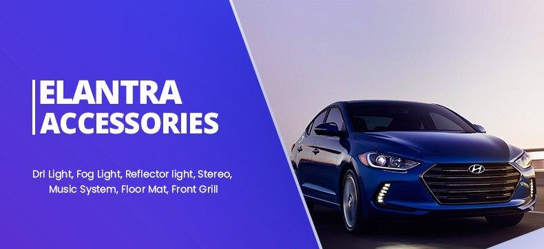Hyundai Elantra Accessories and Parts