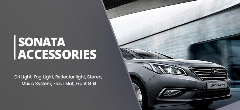 Hyundai Sonata Accessories and Parts