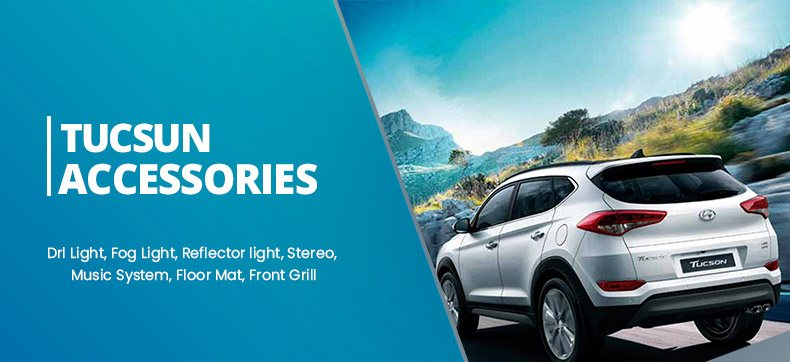 Hyundai Tucson Accessories and Parts