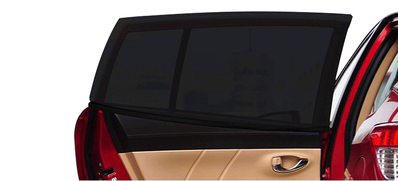carhatke Car Automatic Sunshades