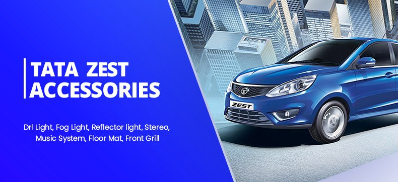 Tata Zest Car Accessories