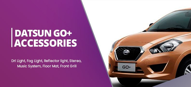 Datsun Go Plus Accessories