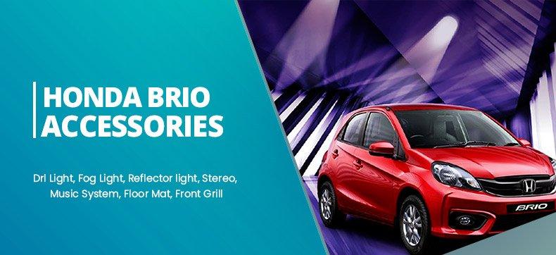 Honda Brio Accessories