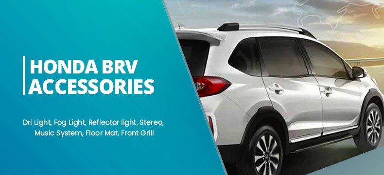 Honda BRV Accessories