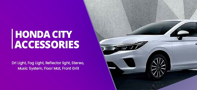 Honda City Accessories