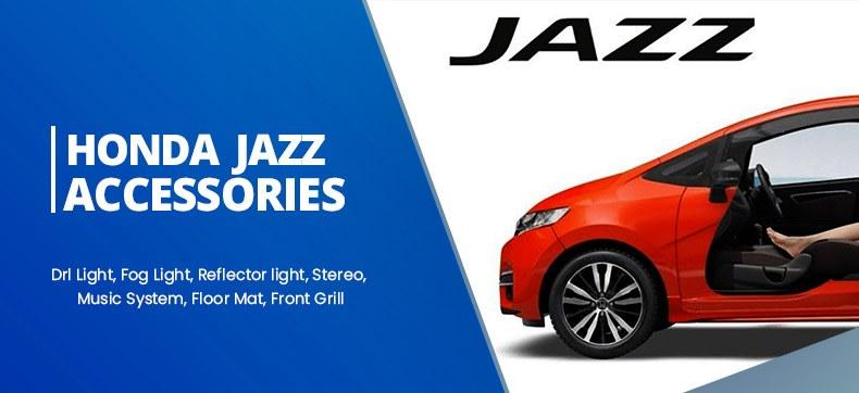 Honda Jazz Accessories