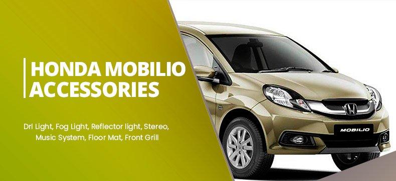 Honda Mobilio Accessories