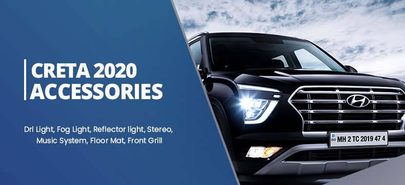 Hyundai New Creta 2020 Accessories