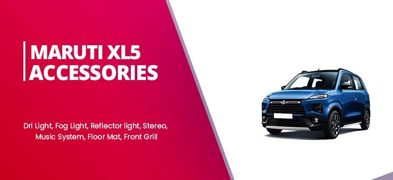 Maruti XL5 Car Accessories