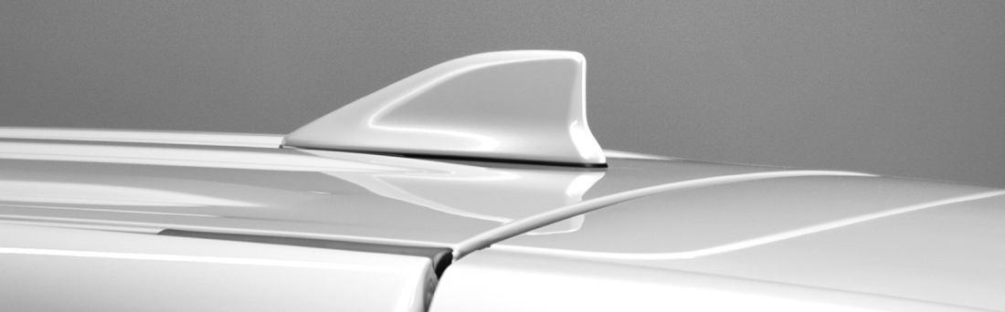 Car Shark Fin Working Antenna for All Cars